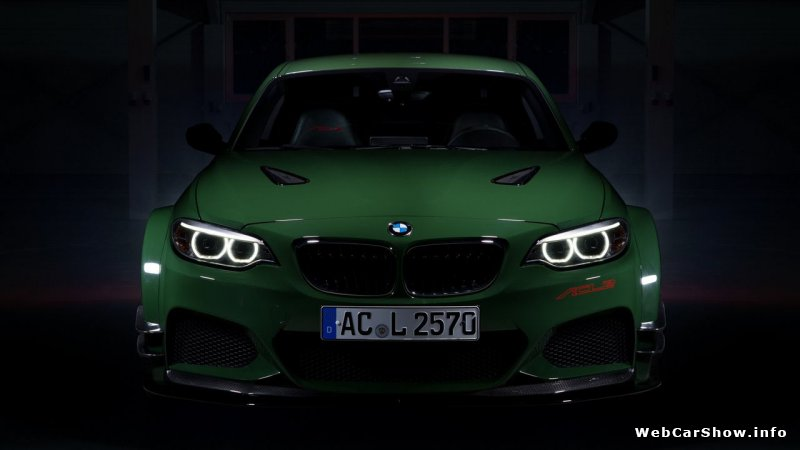 2016 Ac Schnitzer Acl2 Concept Reviews Photos Releasing Date
