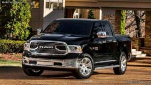 2017 Dodge RAM 1500 Changes