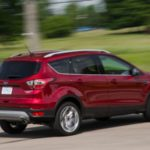 2017 Ford Escape EcoBoost AWD