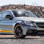 2017 Mercedes-Benz C63 AMG Coupe Edition 1