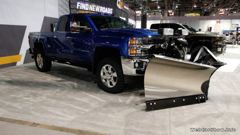 2016 Chevrolet Silverado Hd Alaskan Edition Photos Information