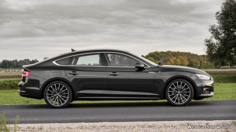 2018 audi a5 sportback reviews photos releasing date. Black Bedroom Furniture Sets. Home Design Ideas