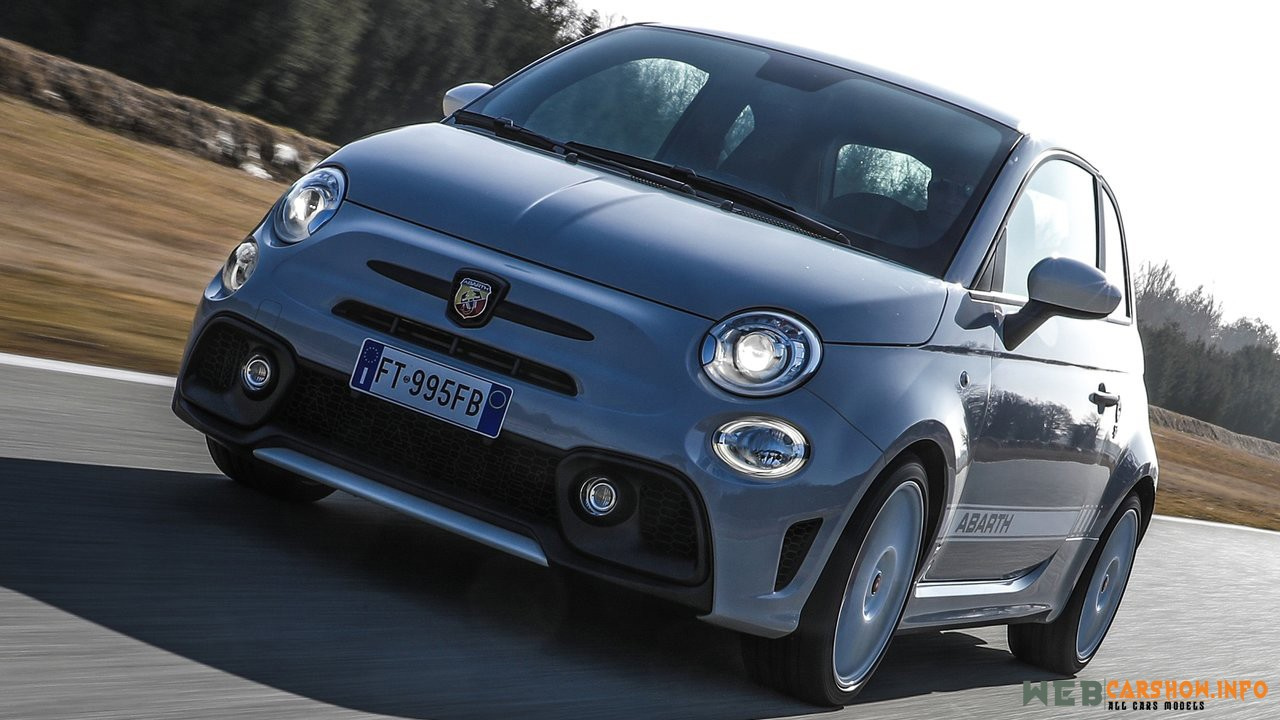 2019 Fiat 595 Abarth Esseesse Photos Information Specs