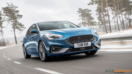 2020 Ford Focus ST 11