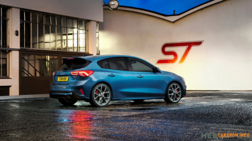 2020 Ford Focus ST 20