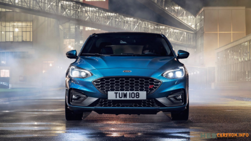 2020 Ford Focus ST 17