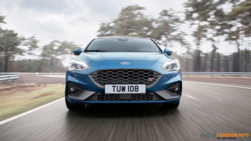 2020 Ford Focus ST 16