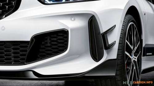 2020 BMW 1-Series M Performance Parts