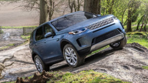 2020 Land Rover Discovery Sport 10