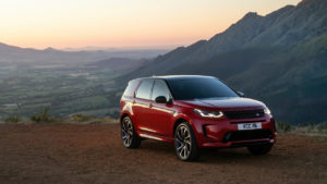 2020 Land Rover Discovery Sport 2