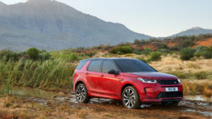 2020 Land Rover Discovery Sport 3