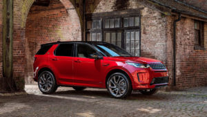 2020 Land Rover Discovery Sport 5