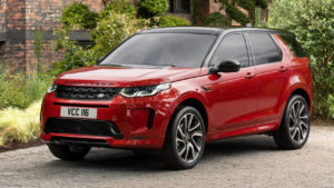2020 Land Rover Discovery Sport 6