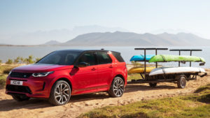 2020 Land Rover Discovery Sport 7