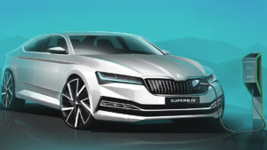 2020 Skoda Superb iV
