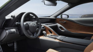 2020 Lexus LC 500 Limited Edition