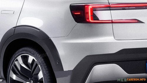 2022 Polestar 3 electric SUV