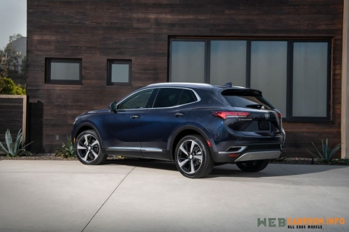 2021 Buick Envision 2